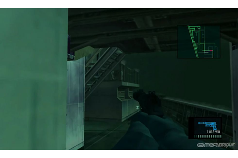 Metal Gear Solid 2: Sons Of Liberty Download Game ...