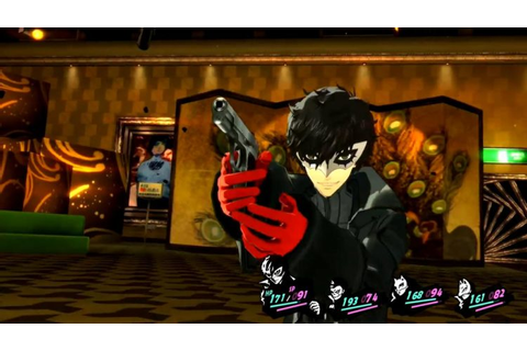 Persona 5 Review – Looking Cool, Joker! (PS4) » SEGAbits ...