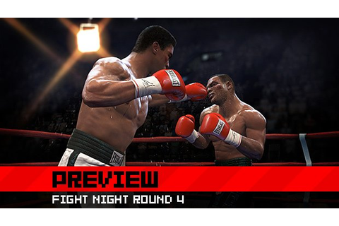 Preview: Fight Night Round 4