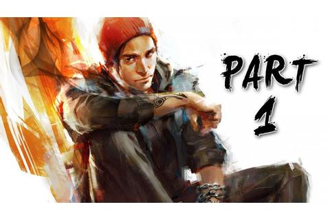 Infamous Second Son Gameplay Walkthrough Part 1 - Powers ...