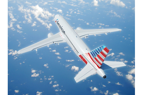 Airbus A320 American Airlines 3D Model - Realtime Ready ...