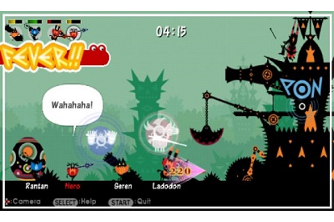 Patapon 2 Android Download PPSSPP _v[USA].iso + Best ...