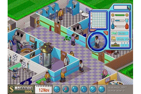 Theme Hospital Game - Free Download Full Version For Pc