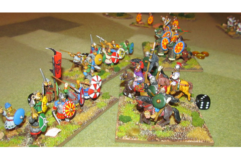 Toy Soldiers and Dining Room Battles: Dux Bellorum ...