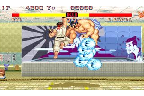 Street Fighter II - Rainbow Edition - Videogame by Hung ...