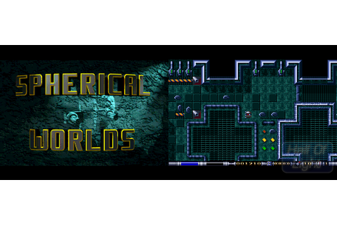Spherical Worlds : Hall Of Light – The database of Amiga games