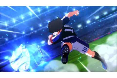 Captain Tsubasa: Rise of New Champions Announced for PS4 ...