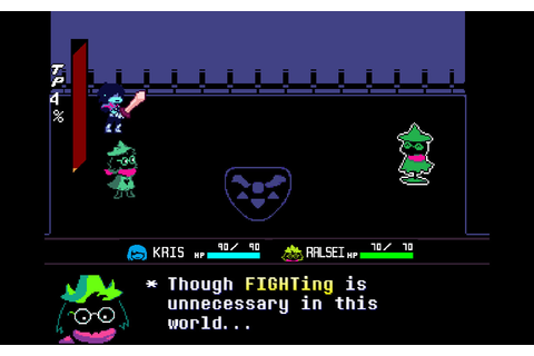 Deltarune: A wonderful follow-up to Undertale - Polygon