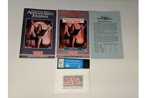 SSI Advanced Dungeons & Dragons Gateway to the Savage ...