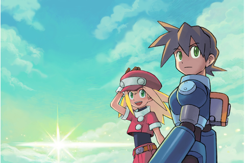 -My Top 5 Favorite Mega Man Characters- | JusticeSoulTuna