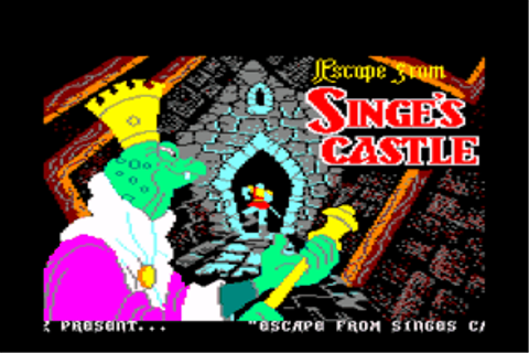 Download Dragon's Lair Part II: Escape from Singe's Castle ...