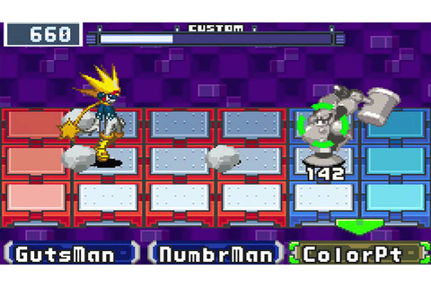 Rockman EXE 4.5: Real Operation - Part 12: This Game Hates ...