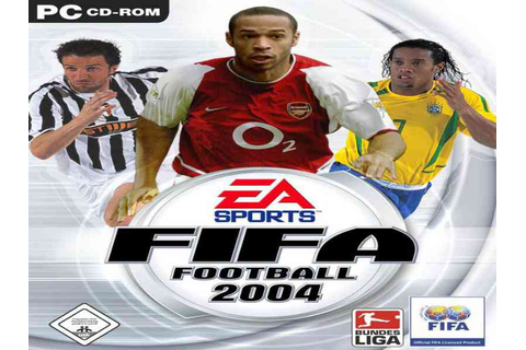 FIFA 2004 Game Download Free For PC Full Version ...