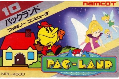 Pac-Land (NES) News, Reviews, Trailer & Screenshots