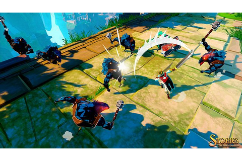 Stories: The Path of Destinies Has Treasure and Awesome ...