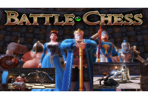Battle Chess: Game of Kings | Let's Play 2.0 | Radeon R9 ...