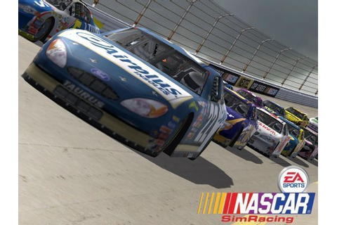 Full CD DVD version NASCAR Sim Racing, buy online, read ...