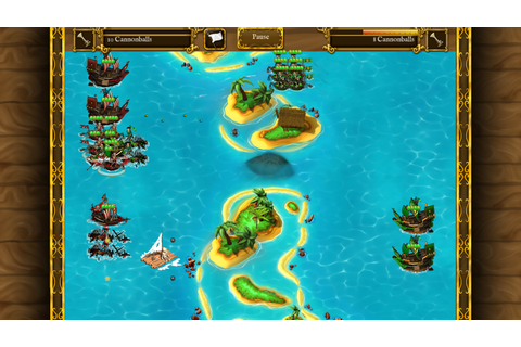 Pirates VS Corsairs: Davy Jones' Gold | macgamestore.com