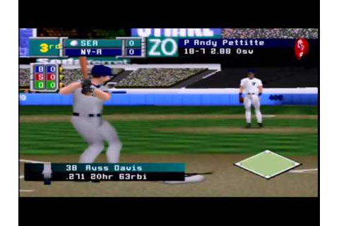 Mike Piazzas Strike Zone Part 1 - YouTube