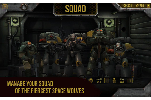 Warhammer 40,000: Space Wolf - Android Apps on Google Play