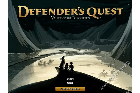 Defender's Quest: Valley of the Forgotten - Tai game ...