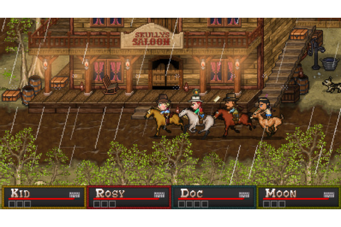 Wild West RPG Boot Hill Heroes on Steam | rpg codex > and ...