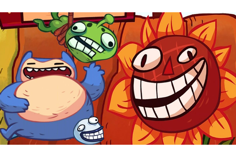 Troll Face Quest Video Games - Secrect Levels Trolling w ...