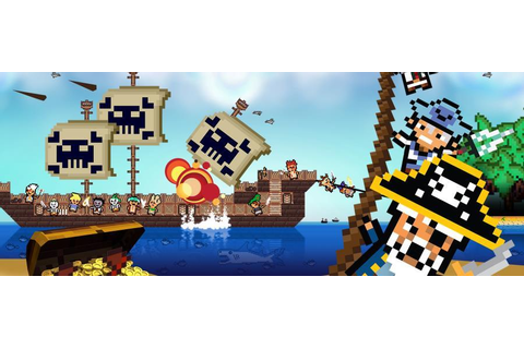 Pixel Piracy News, Achievements, Screenshots and Trailers