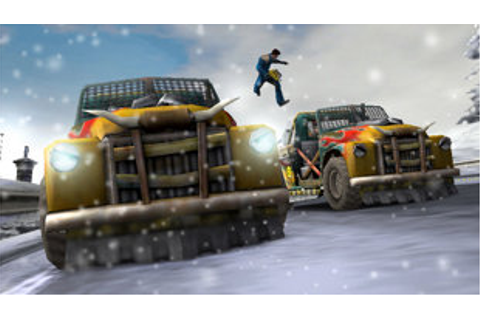 Pursuit Force™: Extreme Justice Game | PSP - PlayStation