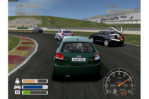 Free Download Evolution GT PC Game ~ fun games - free ...