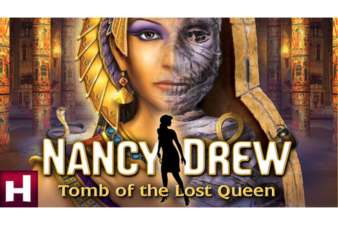 Nancy Drew: Tomb of the Lost Queen Official Trailer - YouTube
