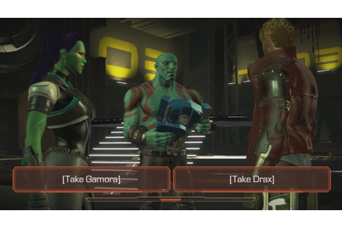 Guardians of the Galaxy TTG APK 1.05 Official/Mod Unlocked ...