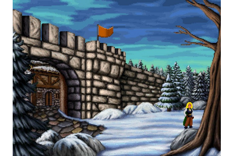 Heroine's Quest: The Herald of Ragnarok Windows game ...