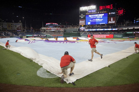 So, how will the Nationals' suspended game against the ...