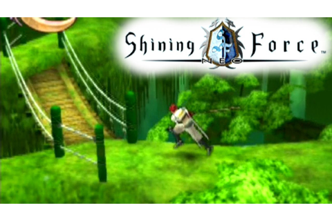 Shining Force Neo ... (PS2) - YouTube