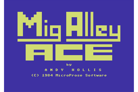 Download MiG Alley Ace - My Abandonware