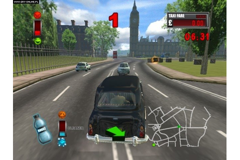 London Taxi Rush Hour - screenshots gallery - screenshot ...