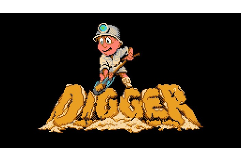 Digger T. Rock: Our Long Lost Childhood Memory NES Game ...