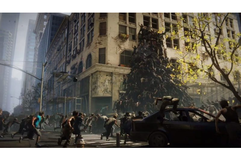 Check out Gameplay in a New Trailer for the World War Z ...