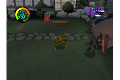Teenage Mutant Ninja Turtles 2: Battle Nexus Screenshots ...