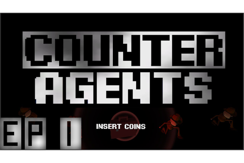 Counter Agents | Episode 1 | This Game Is Cool! - YouTube