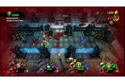 All Zombies Must Die! Free Download Full - Free PC Games Den