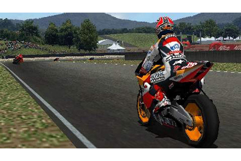 MotoGP Game | PSP - PlayStation
