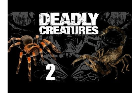 Let's Play Deadly Creatures #2 - Critter Cavern - YouTube