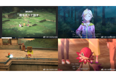 Digimon Survive Updates- Battle/Map/Dialogue screens and ...