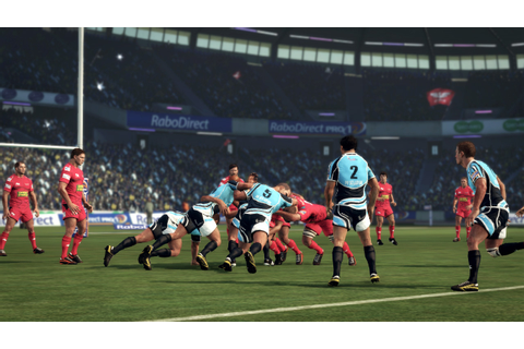 [Test] Jonah Lomu Rugby Challenge 2 - Jeuxvideo-world