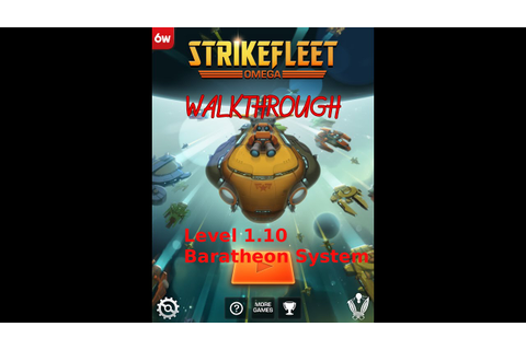 Strikefleet Omega Walkthrough 1.10 Baratheon System (iPad ...