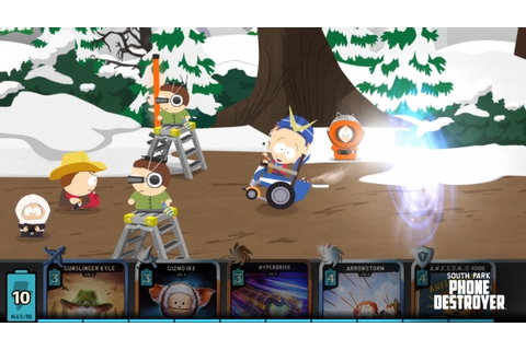 South Park: Phone Destroyer announced for smartphones ...
