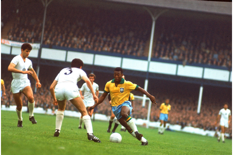 Video: Pele's 'most beautiful goal' against Juventus in ...