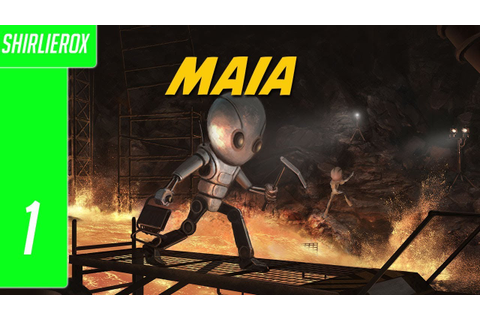 Maia game - Colony building simulator - Let's play Maia ...